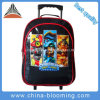 Travel Trolley Stationery School Rolling Backpack Gift Set Bag