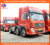 Heavy Duty Dongfeng 6X2 Tractor Head Prime Mover Truck