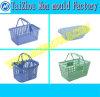 Plastic Storage Turnover Basket Mould