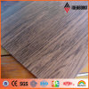 Ideabond Ae-303 Modernize Style Wood Look Composite Panel for Office Cabinet and Kitchen (Dark Maple)