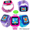 christmas Gifts Waterproof Kids GSM GPS Watch with Sos Call