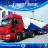 V Shape 50cbm Bulk Cement Tanker Trailer for Sale