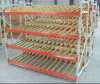 Heavy Duty Flow Pallet Rack for Warehouse Storage System