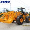 Hydraulic Wheel Log Loader 15 Ton Log Loader for Sale