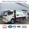 Dongfeng 6-7cbm Compressed Garbage Compactor Truck