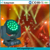 Beam+Wash+Zoom 4in1 19X15W Big Bee Eyes LED Moving Head