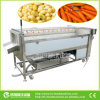 Px-1500 High Pressure Spray Potato Washing Polishing Machine