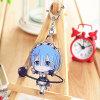 Custom Promotion Gift Acrylic Cute Keychain / Keyring / Keyholder (YB-KH-444)