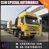 HOWO 8X4 12cbm Asphalt Macadam Synchronous Chip Sealer Truck