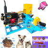 Floating Pet Fish Food Feed Pellet Extruder Making Machine