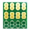 4 Layer Immersion Gold PCB Board with Coil Design