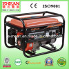 2-6kw Copper 100% Electric Comienzo Gasoline Generator, Power Generator con Honda Engine