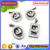 Custom Crystal Religion Charm for Necklace Jewelry Wholesale