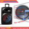 Ce Prov Trolley Outdoor Speaker with Battery Bluetooth Bass Speaker