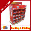 Cardboard Corrugated Pallet Rack Display (6118)