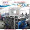 PVC WPC Wood Plastic Furniture Skinning Crust Foam Board Production Line