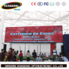 Outdoor 65536 Degree P10 Full Color LED Sign Board