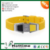 Hottime Newest Power Balance Rubber Band Bracelet with Negative Ion