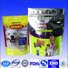 Stand up Plastic Custom Printing Ziplock Laminated Pet Food Bag