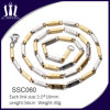 2016 Latest Designs Accessories 14k Gold Plated Chain