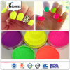 Fluorescent Neon Colors for Use in Nail Polish