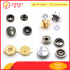 Quality Garment Accessories Custom Your Brand Logo Metal Button