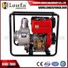 Portable 4 Inch 186f Diesel Engine Diesel Water Pump Set