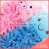 Promotional Chenille Cartoon Hand Drying Towel