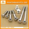 DIN603 Fastener Bolts Cup Head Bolts
