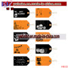 Name Tag Plastic Tag Label Tag Halloween Gift Tag (H8132)