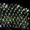 Starry Night Garden LED Christmas Net Lights