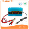 Suoer Intelligent Digital Dispay 12V 40A Car Engine Start Battery Charger (DC-1240)