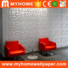 TV Background Wall Decorative Pure Plastic PVC 3D Wall Panel for Office