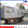 Truck Mounted Concrete Pump with Js500 Twin-Shaft Mixer