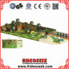 Forest Theme Indoor Naughty Castle Playground Equipment
