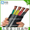 Flat Submersible PVC/Rubber 10AWG 3/4 Core Pump Cable