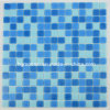 Glass Mosaic Blue Swimming Pool Tile Withdot Mosaico