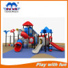 Commercial School Children Outdoor Slide Playground Equipment