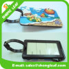 Traveling Soft PVC Rubber Luggage Tag (SLF-LT075)