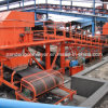 Trough Belt Conveyor with DIP Angle