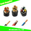 50mm, 70mm, 120mm, 150mm Multicore Copper Conductor XLPE Insulated PVC Sheath Armoured Yjv Power Cable