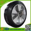 250mm Elastic Rubber Aluminum Core Wheel