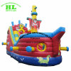 Amusement Park Playground Inflatable Pirate Boat