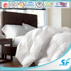 Luxury Goose Down and Feather Quilt Diamond Quilting Comforter for Hotel Home