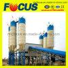 ISO Verified 120m3/H PLC Control Concrete Batching Plant