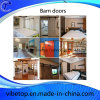 Wood Sliding Barn Door Hardware with Factory Price (BD-03)