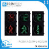 Mini LED Traffic Light with Countdown Timer
