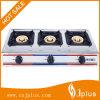 3 Burners Nonstick 710mm Length Honeycomb Gas Cooker/Gas Stove Jp-Gc308I