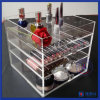 China Manufacturer 4 Drawers Acrylic Cosmetic Organizer