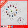 ISO 9001: 2000 Certification Various Colors Rhinestone Design